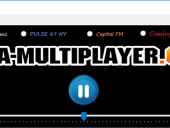 gta-multiplayer.cz - Radio Player