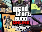 GTA Online: The Doomsday Heist Out Now