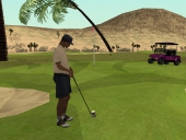 Golf minigame has been added on the servers!