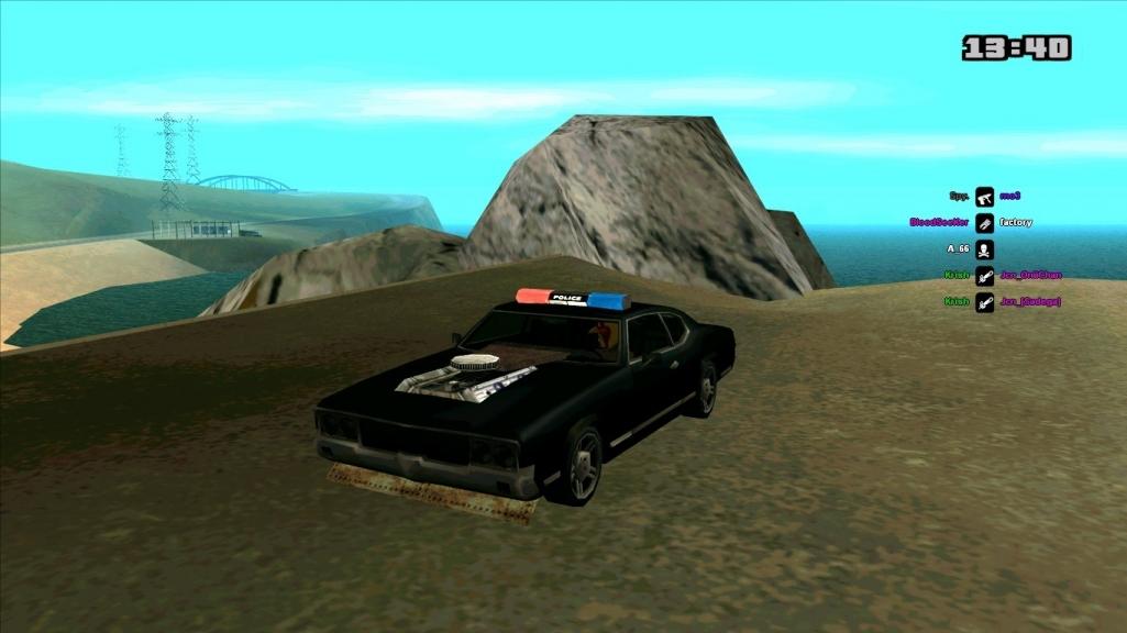 Blackbeatz Cop Vehicle Used 0 3 7 Objects To Tune It
