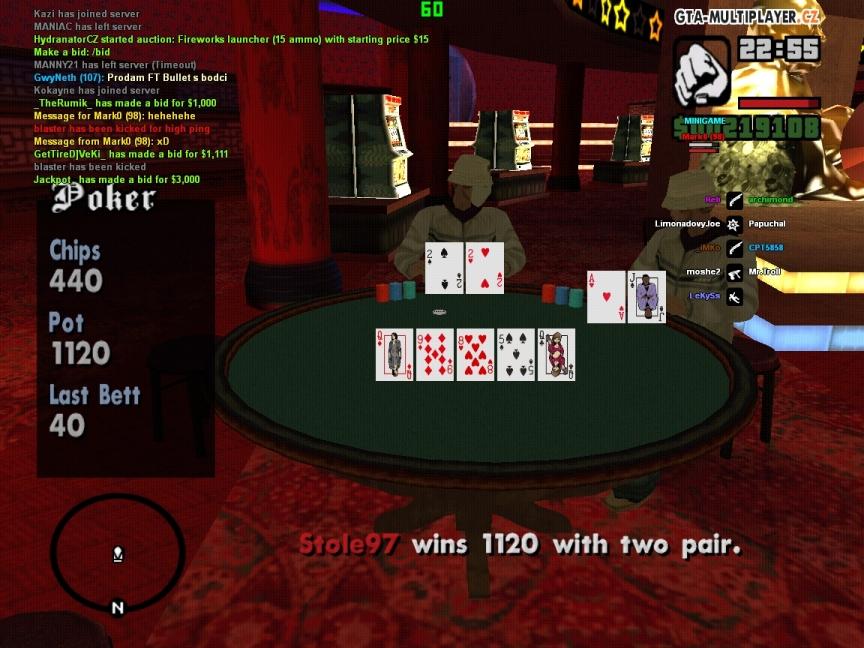 Dream poker tournament aix les bains