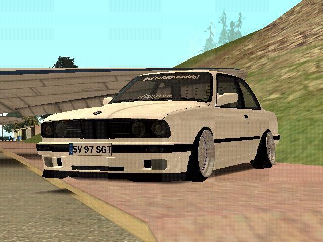 BMW E30 SAMP