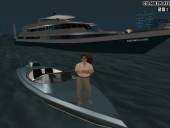 My new Yacht on S4