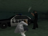 Corrupted police in the entire LS.