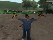 BossSyazwan - Grove Street Famillies Collection #3