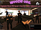 Woozie ORG won the weekly challenge with 1209 score!