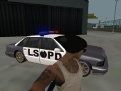 My New LSPD car