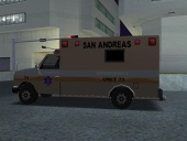My New Color Ambulance :D