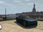Buffalo from Liberty City