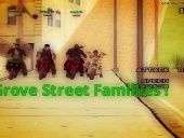 New Grove Street Famillies Style !
