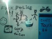 Crip$iD RooM ART