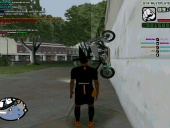 Wall ride Hack ... :D