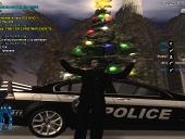 Happy Holidays GTA-Multiplayer.cz, from Police LT Rambo