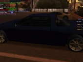 My first ft car infernus...