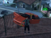 With my [Infernus] on Roof House (: [S3]