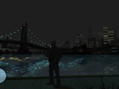Night view of the Liberty City #2