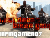 Gang of Bikers - GTA SA
