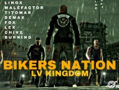 GANG BIKERS NATION